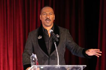 Eddie Murphy's Sneaking Into Comedy Clubs To Test Out Jokes: Report