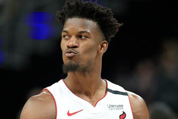 "Jimmy Butler Roasts TJ Warren: ""He's Not Even In My F*cking League"""