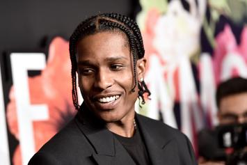 A$AP Rocky Fan Gets Court Date For Threatening To Blow Up Swedish Embassy