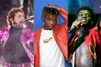 Post Malone, Juice WRLD & Lil Nas X Have Most Streamed Songs Of The Decade