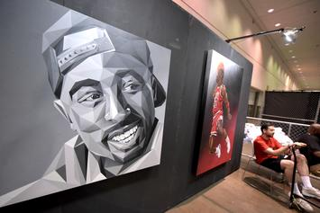 BMW Tupac Was Riding In When He Was Fatally Shot Up For Auction At $1.75Mill