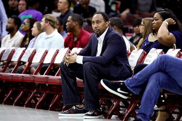 Stephen A. Smith Named Coach For The Celebrity All Star Game