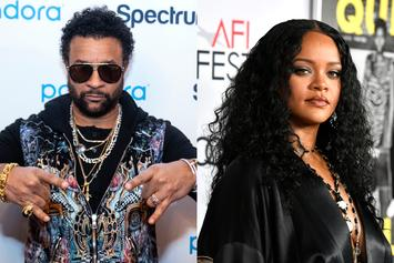 "Shaggy Says He Declined Collaborating With Rihanna For ""R9"""