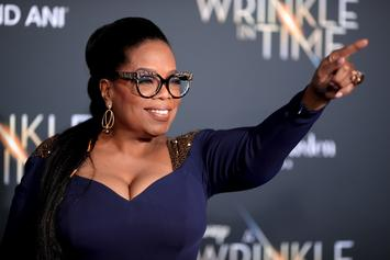 "Oprah Winfrey Backs Out Of Russell Simmons Doc Over ""Creative"" Differences"