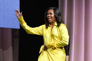 Michelle Obama Announces Upcoming TV Series For IGTV