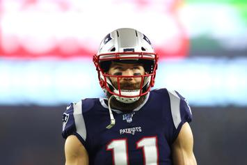 Report: Julian Edelman Arrested For Vandalism In Beverly Hills
