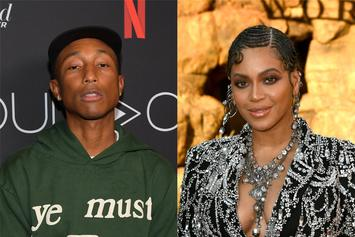 "Beyoncé & Pharrell Left Out Of Oscars ""Best Original Song"" Category"