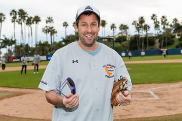 "Adam Sandler Finds Positives After ""Uncut Gems"" Oscar Snub"
