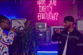 """Wale & Bryson Tiller Can't Find The One In """"Love... (Her Fault)"""" Video"""