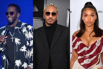 "Diddy Declares ""Life Is Good"" After Future & Lori Harvey Confirm Relationship"