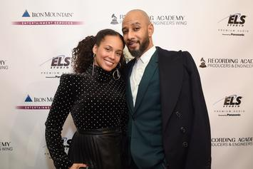 Swizz Beatz's Baby Mama Says She's Being Threatened By Him & Alicia Keys