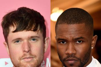 "James Blake Performs Poignant Piano Cover Of Frank Ocean's ""Godspeed"""