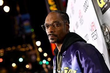 Snoop Dogg Gets His Own Dunkin Donuts Sandwich With Fitting Name