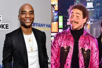 "Charlamagne Tha God Would Kick Post Malone Out The Rap Game: ""He's A Fake Future"""