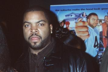 "Ice Cube Posts Heartfelt Tribute To John Witherspoon For ""Next Friday"" Anniversary"