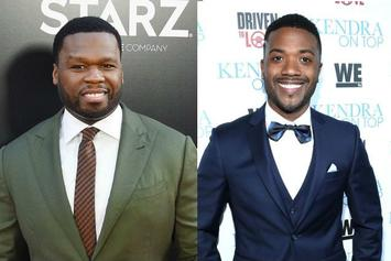 50 Cent Partners With Ray J For L.A. Meet-And-Greet & Things Got A Little Chaotic