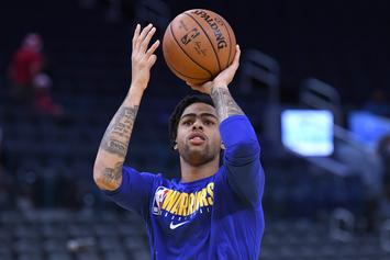 D'Angelo Russell Reportedly Being Heavily Pursued By T-Wolves