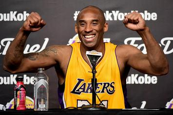 Kobe Bryant's Nike Kobe V Undefeated Pack In The Works: What To Expect