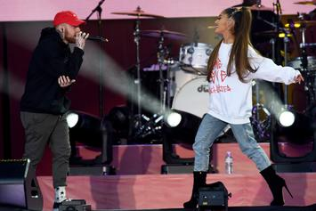 "Does Mac Miller Have Ariana Grande Harmonizing With Him On ""Circles""?"