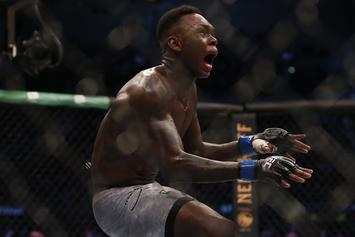 Israel Adesanya's Opponent For UFC 248 Revealed