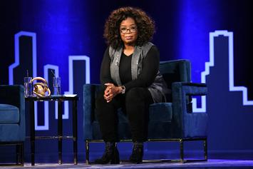 "Oprah Winfrey Says Russell Simmons ""Attempted To Pressure"" Her Over Doc"