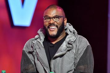 Tyler Perry Has Always Hated Playing Madea & Can't Wait To Hang Up His Wig