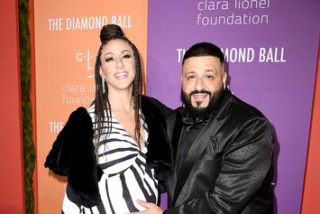 "DJ Khaled Is On ""Major Baby Watch Alert"" As Wife Expected To Give Birth Any Day Now"