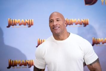 "Dwayne ""The Rock"" Johnson Thanks Fans For Support Following Father's Death"