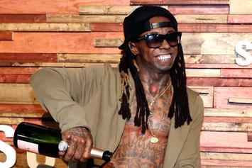 """Lil Wayne Will Be On The Next Episode Of """"Drink Champs"""""""