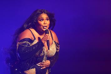 "Lizzo Enters Meme Territory With ""This Is For Rachel"" Bikini Thirst Trap"