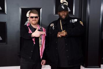 """Run The Jewels Provide Another Update On The """"Best RTJ Album Yet"""""""