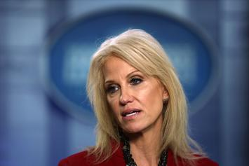 KellyAnne Conway Says Martin Luther King Jr. Wouldn't Want Trump Impeached
