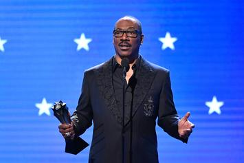 "Eddie Murphy Shares Bad Advice From Rodney Dangerfield: ""Dunno About The Race Stuff"""