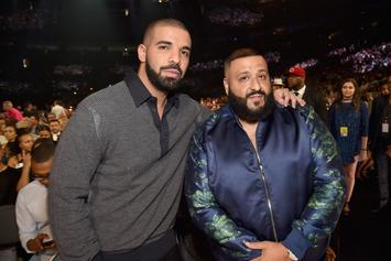 DJ Khaled Hints That He's Got Another Drake Hit On The Way