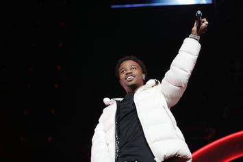 """Roddy Ricch's """"The Box"""" Claims No. 1 Spot On Charts For Second Week In A Row"""
