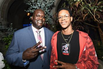 Shaq's Son Shareef O'Neal Announces He's Leaving UCLA