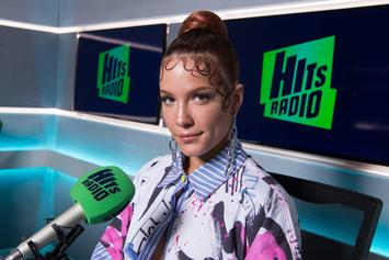 """Halsey's Reaction To """"Manic"""" Review Leads To Insensitive 9/11 Joke"""