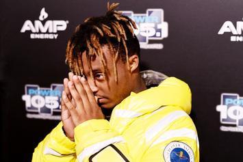 "Juice WRLD ""Let Out A Gasp"" Before Collapsing To His Death: Report"