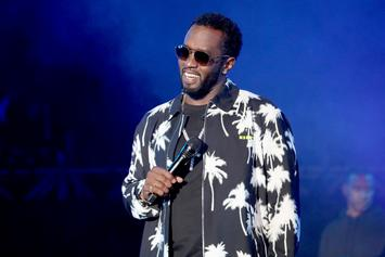 "Diddy's ""So Inspired"" By Kids With Cancer Using ""Bad Boy For Life"" As Anthem"