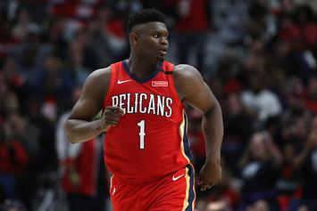 Zion Williamson Has Perfect Response To Criticism About His Weight
