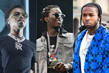 Roddy Ricch, Young Thug, Pop Smoke, & More Added To WOO HAH! Festival
