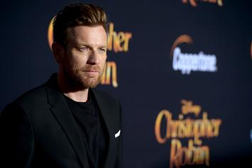 "Ewan McGregor Calls Reports Of Drama With Obi-Wan Series ""Bullsh-t"""