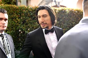 "Adam Driver Returns To ""SNL"" As Kylo Ren For Another ""Undercover Boss"""