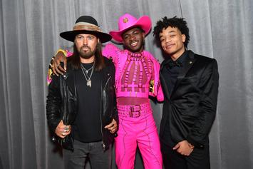 Lil Nas X Wins Grammy For Best Music Video: Watch The Acceptance Speech