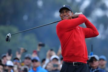 Tiger Woods Learns Of Kobe Bryant's Death On Golf Course: See His Reaction