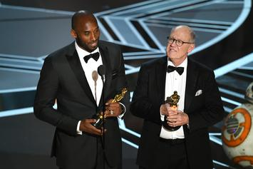 """Kobe Bryant's Oscar-Winning """"Dear Basketball"""" Available To Watch For Free"""