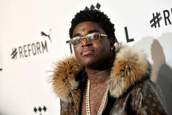 Kodak Black Reportedly In Good Spirits & Working On New Project In Prison