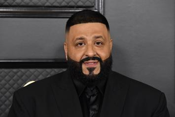 DJ Khaled Anticipates An Oscar Win Since Linking With Michael Bay For New Project