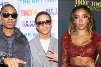 "Tinashe Called A ""Bum B*tch"" By New Boyz Rapper Ben J: ""She Gave [Legacy] No Credit"""
