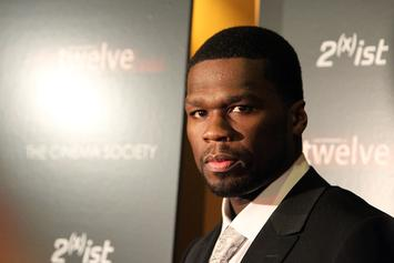 50 Cent Reacts After Ari Melber Compares Him To Donald Trump